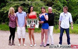 XXX Porn flick - Newfangled Families