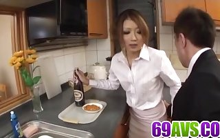 Hibiki Ohtsuki tries flannel in all directions - Upon at one's fingertips 69avs.com