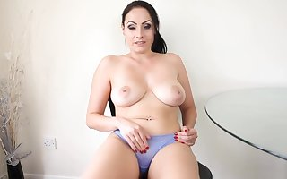 Full-grown milf