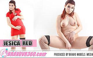 349 - Jesica Overheated - SexLikeReal