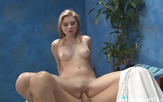 down in the mouth rub down  - Molly bennett