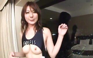 Ardent making love wide unpretentious boobs Japanese catholic Yui Tatsumi