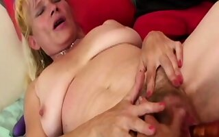 Two blondes there kinky lesbian adventure